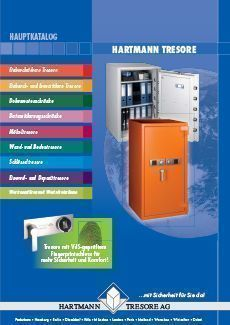 HARTMANN TRESORE Main catalogue