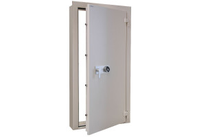 Strongroom door